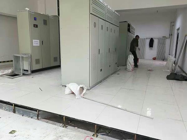陶瓷静电地板