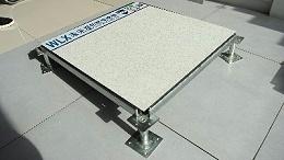 机房HPL防静电地板起壳开裂的原因以及解决方案
