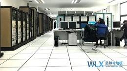 监控室防静电地板验收时应注意什么?