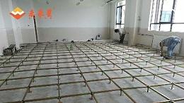 防静电高架活动地板的安装工艺【整体流程】