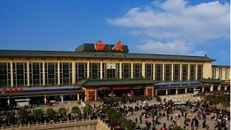 西安火车站项目-未来星陶瓷防静电地板