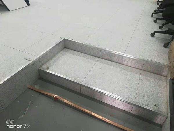 硫酸钙防静电活动地板