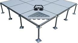 你一定要知道的地板知识,如何清除全钢防静电地板的污渍?