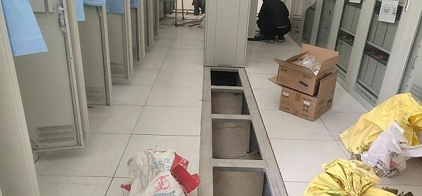 配电室防静电地板
