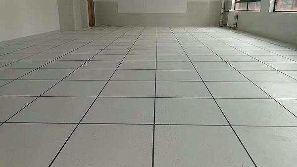防静电地板价格