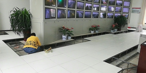 机房防静电架空地板