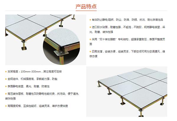 未来星PVC防静电地板