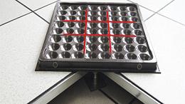 好的全钢防静电活动地板安装,需要掌握以下5个要点