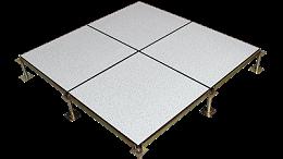 全钢有边防静电地板和无边防静电地板有什么区别
