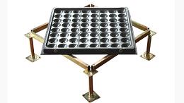 防静电活动高架地板的种类及应用场景