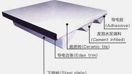 厂家教你如何识别劣质防静电地板?