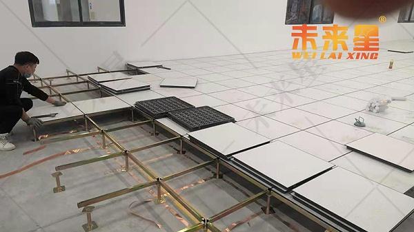 高架防静电活动地板