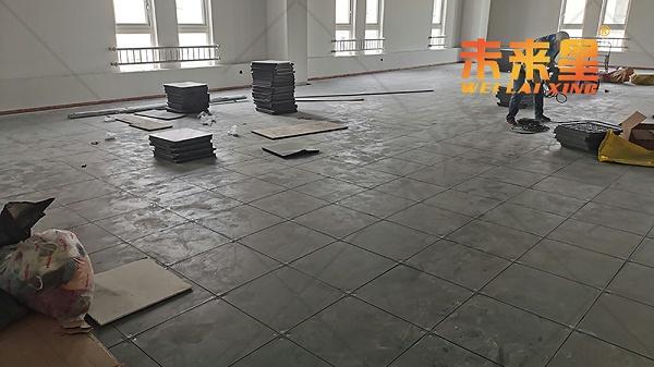 办公楼架空活动地板