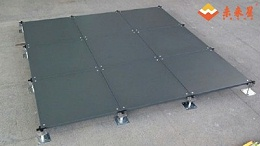关于OA架空网络地板你知道多少?和静电地板的区别是什么?