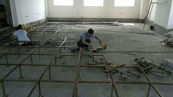 防静电地板支架,横梁