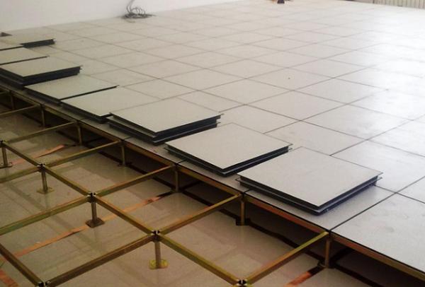防静电活动地板施工图