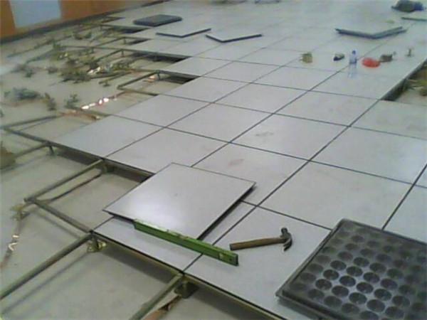 全钢防静电地板