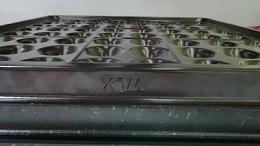 西安全钢架空防静电地板的背面为什么是半球形的,起到什么作用呢